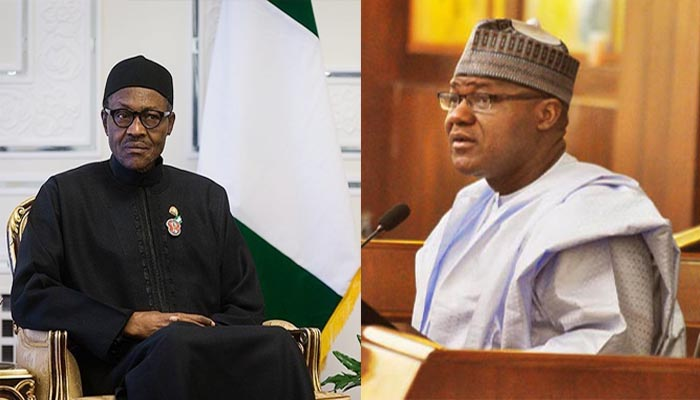 Buhari lauds Dogara on his statesmanship