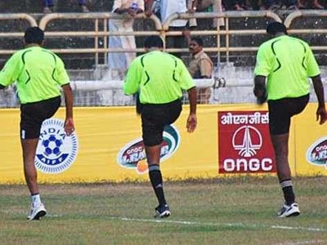 Nigeria football referees demand wage increase