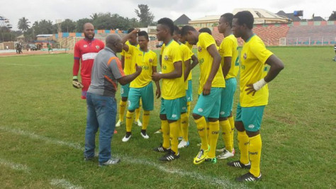 Sunshine beat Remo Stars in pre-season