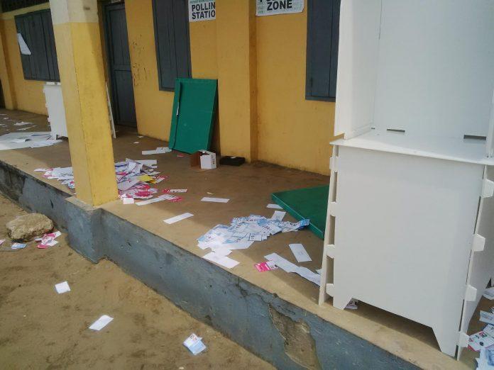 Violence mars rerun in Rivers East Senatorial District
