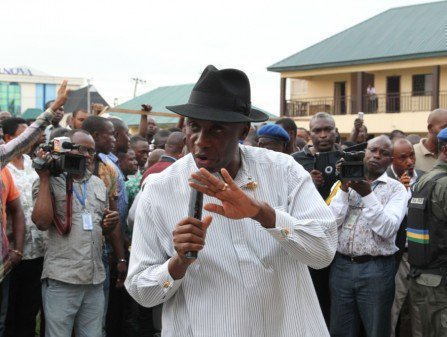 Rivers rerun: Amaechi unable to vote