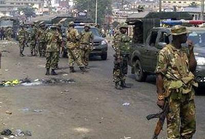 Boko Haram attacks Nigerian troops in Rann, Borno
