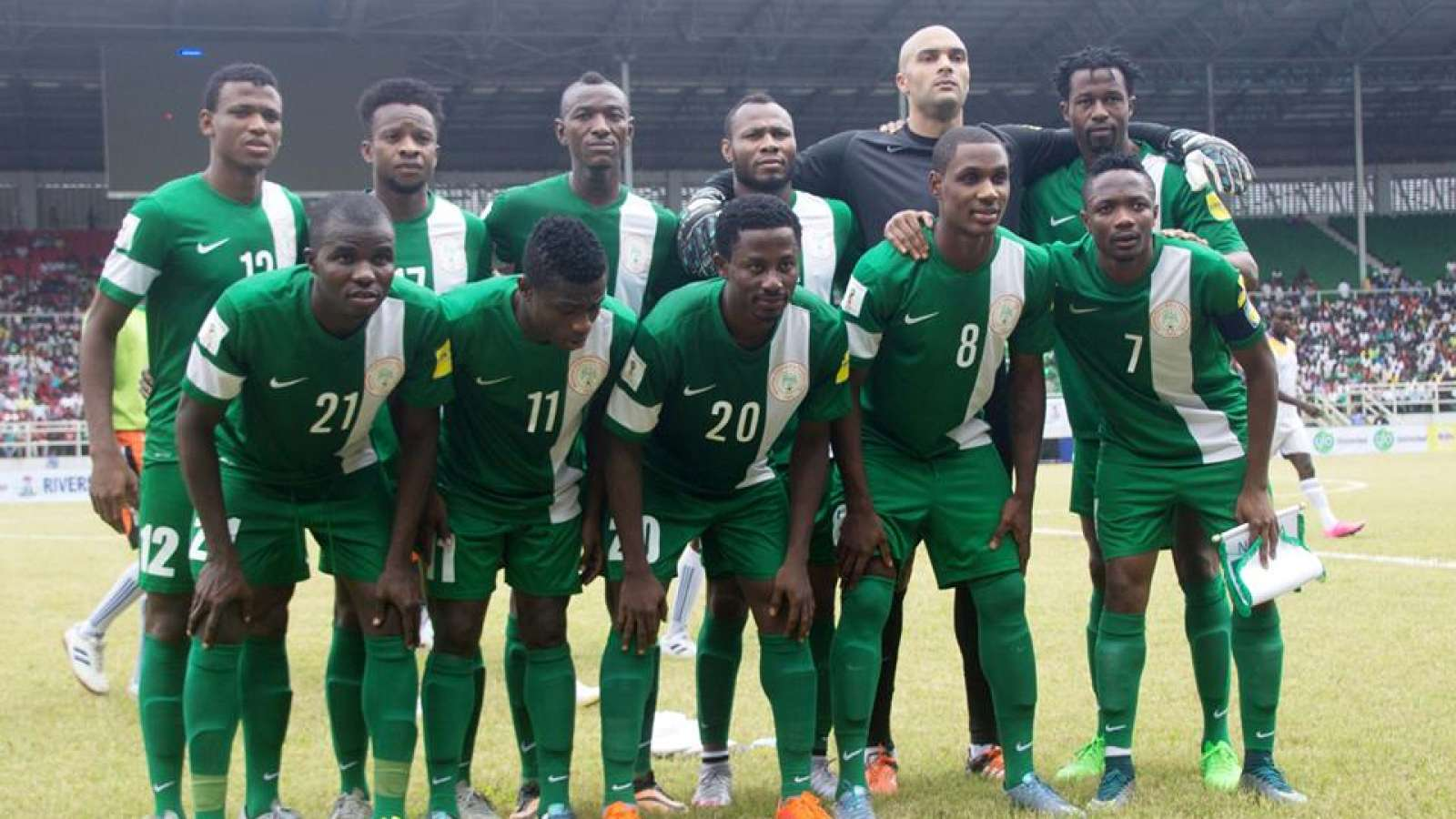 NFF confirm Eagles friendly with Senegal