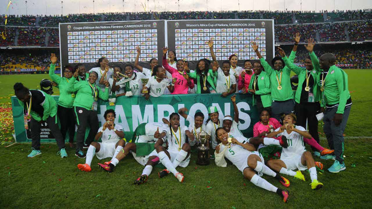 Falcons to get allowances today – NFF