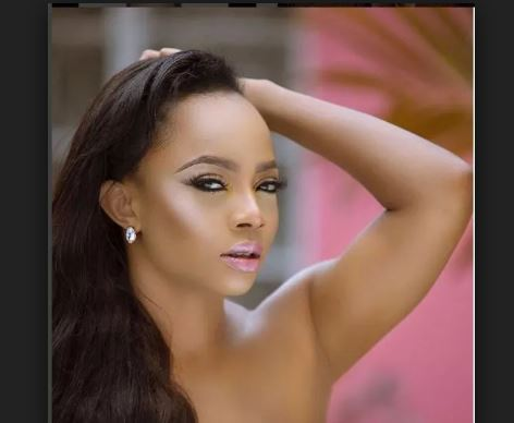 Toke Makinwa spills the bean, I am comfortable with my skin