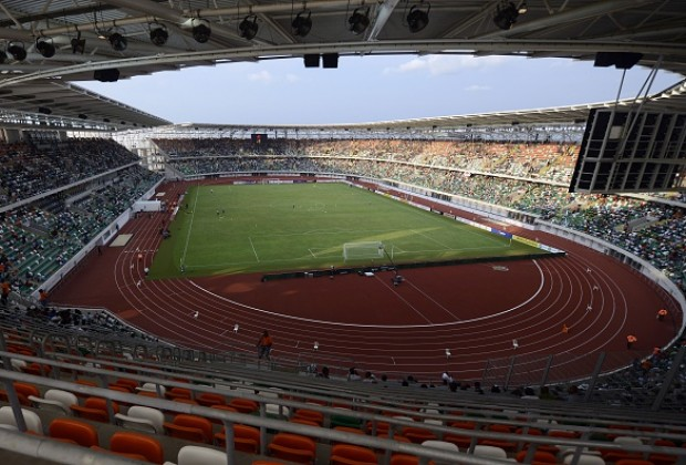 NFF okays Uyo Stadium for Nigeria's clash with S.A.