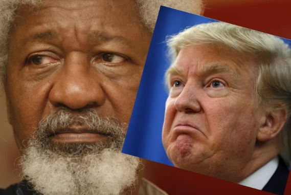 I have destroyed and threw away my America green card – Wole Soyinka