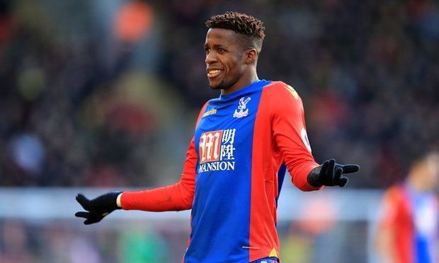 Cote d'Ivoire lists Wilfried Zaha in AFCON squad