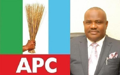 Wike is lying about the withdrawal of his CSO – APC