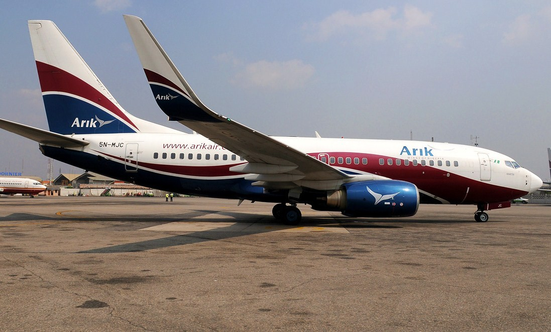 Arik Air fined $19,000 for violating NCAA provicions
