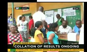 Rivers Rerun Election: Collation of result ongoing