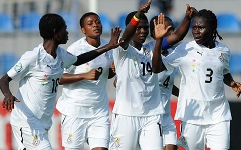 Black Queens of Ghana protest unpaid allowances