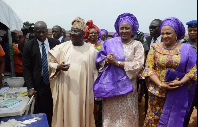 Future Assured Initiative : Aisha Buhari empowers women