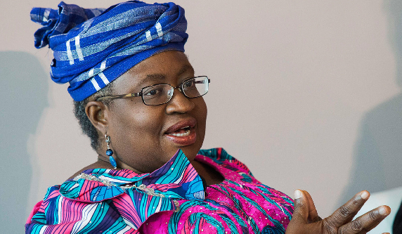 Okonjo-Iweala receives Global Fairness award, addresses world top 500 CEOs