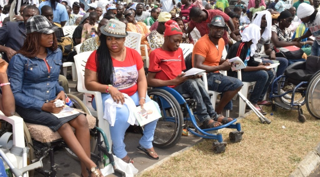 Bible Society calls for empowerment of physically challenged persons