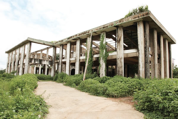 Rep raises alarm over abandoned projects