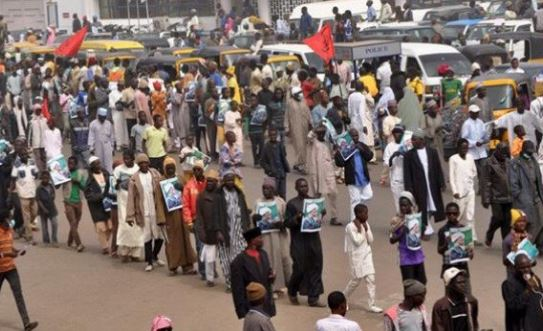 Shi'ites are insurgents and should be treated as such – Kaduna govt