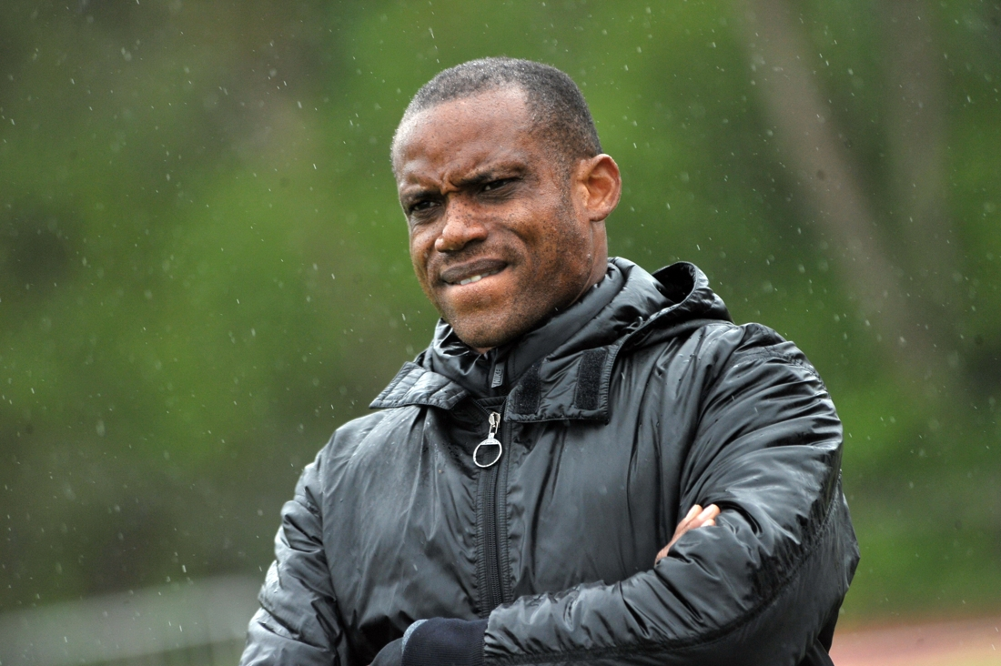 Sunday Oliseh appointed manager of Dutch club