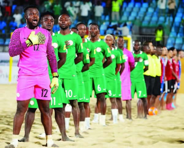 Super Sand Eagles denied transit visas by U.S. embassy