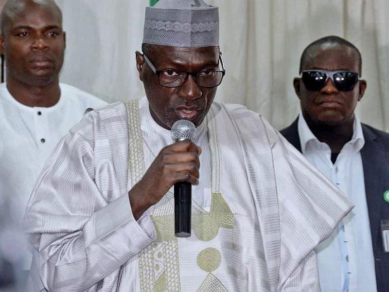 Makarfi takes possession of PDP secretariat in Abuja