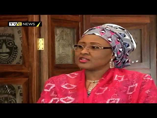 Aisha Buhari denies reports linking her to abuse of privileges