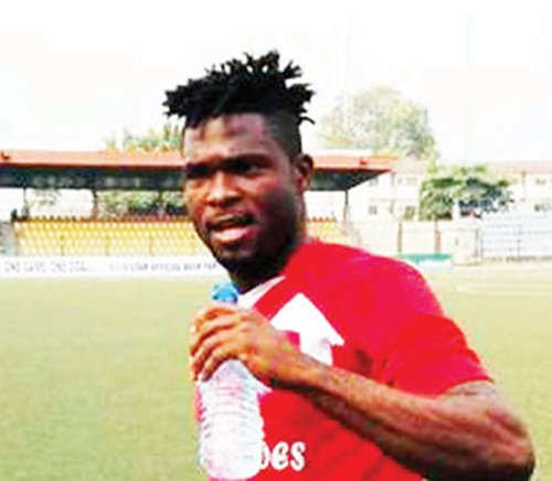 My best is yet come, says Ajoku