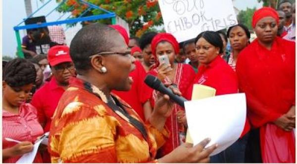 Chibok girls: 1000 Days after abduction, BBOG urges prayers