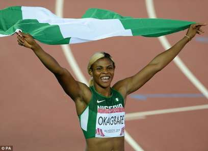 2008 Beijing Olympic: Okagbare gets long jump silver