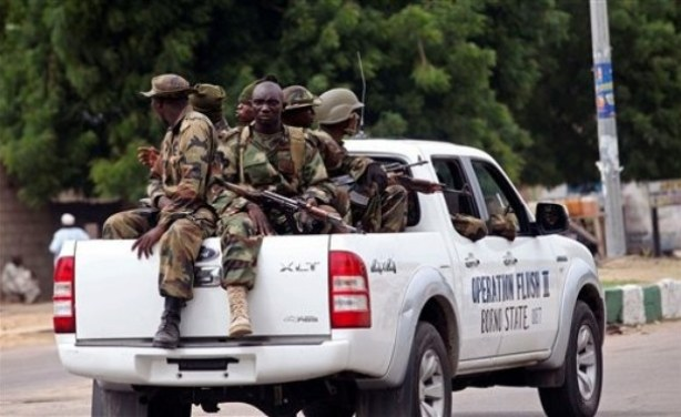 Ten killed as terrorists ambush military escort in Borno