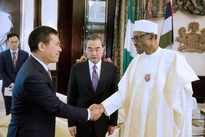 China plans to invest $40b in Nigeria