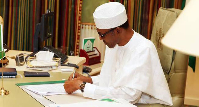 Buhari releases N375m for 700,000 primary school children