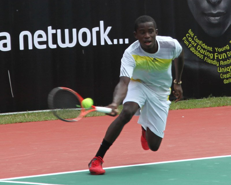 Nigeria to battle Egypt, 13 others for Davis Cup promotion