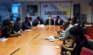 TVC News, InfoWARE launch partnership to boost business data