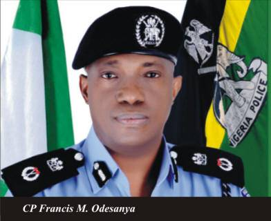 Governor Wike mourns late Rivers Police commissioner, Francis Odesanya