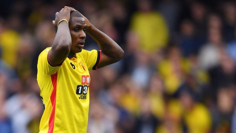Ighalo West Brom deal falls through
