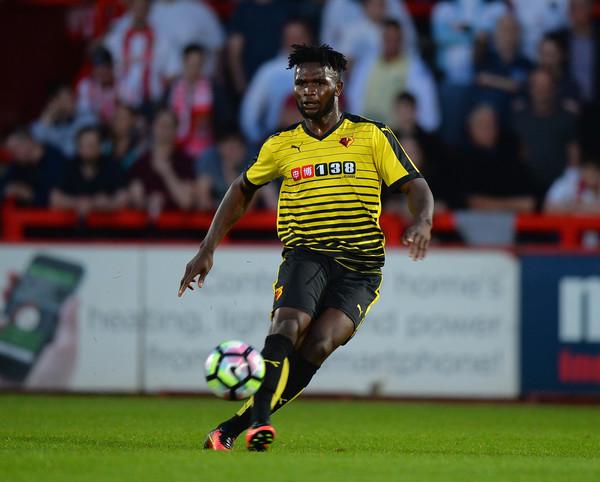 Bursaspor eye loan deal for Isaac Success