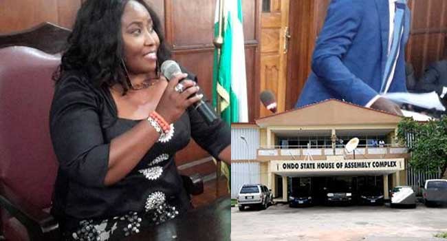 Ondo Assembly suspends speaker, new leaders elected