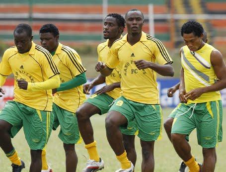 Kano Pillars win pre-season friendly