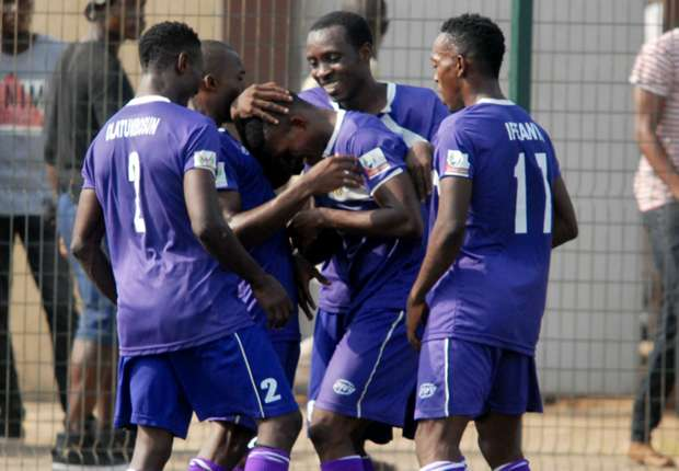 MFM 1-0 Pillars: Waheed's goal secure vital win