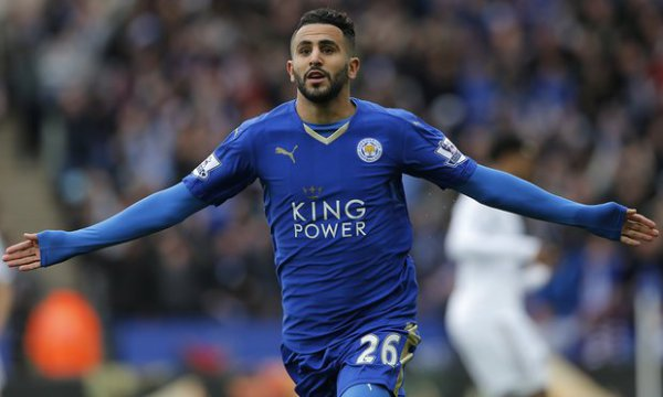 Mahrez wins Glo CAF African Footballer of the Year