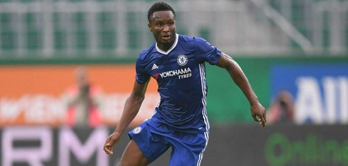 Mikel in talks with Valenchia, shuns China move