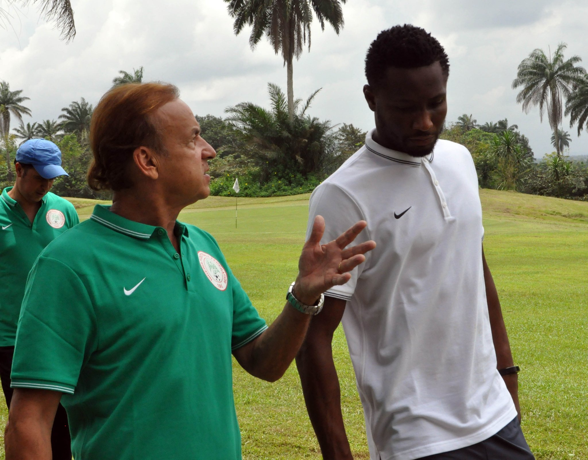Mikel will play for Nigeria even if he moves to China – Rohr