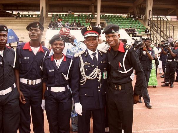 NSCDC rewards five exceptional officers