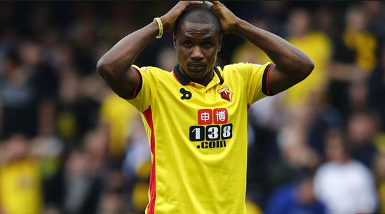 Ighalo West Brom swap deal fails