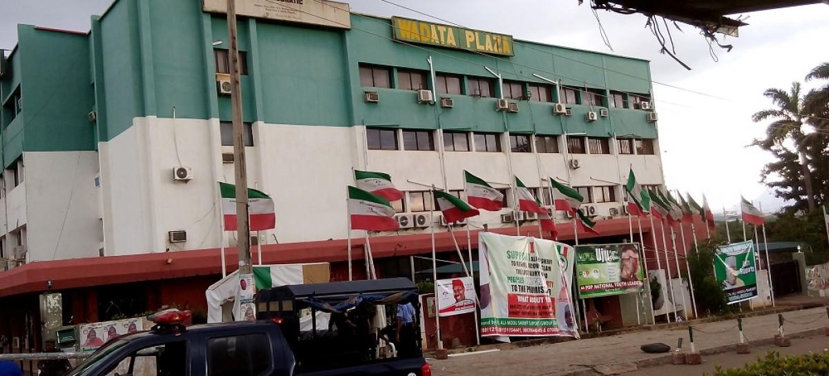 PDP willl conduct national convention soon – Senator Ali Modu Sheriff