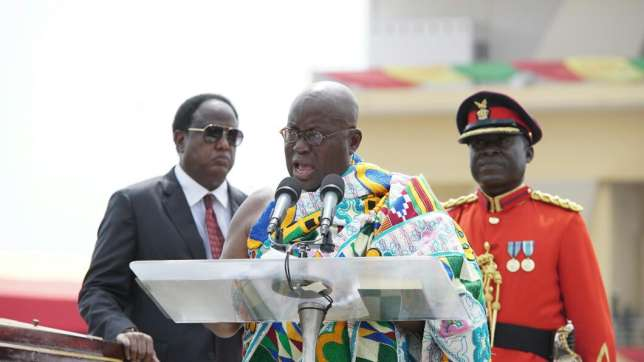 Tinubu congratulates Ghanaian President Akufo-Addo