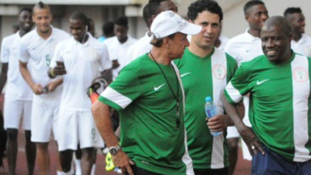 Okpara urges Eagles to focus on W/cup qualifiers