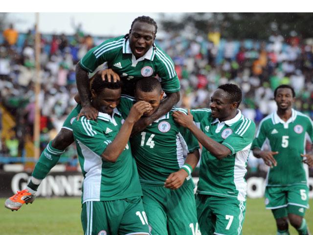Nigeria rise in latest FIFA ranking