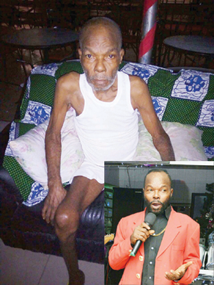 Ailing veteran musician, Tony Grey, needs N10 million for operation