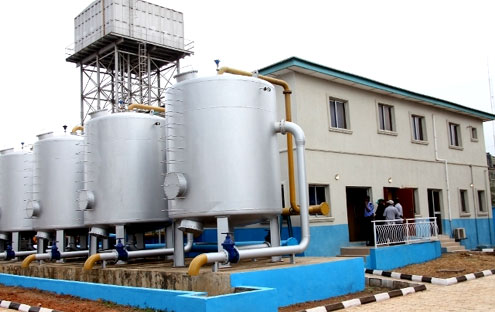 FG to complete 25% of inherited water projects